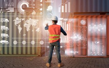 Container Tracking & Warehouse Management Application