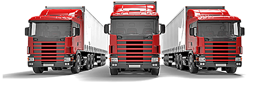 Domestic Truck Tracking & Fleet Management PNG