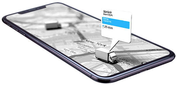 Driver Tracking Application